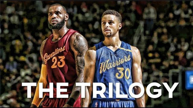 Bồi hồi nhìn lại, câu chuyện Cavaliers-Warriors đã kết thúc thật rồi